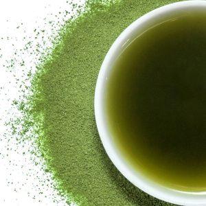 té verde para eliminar el acné