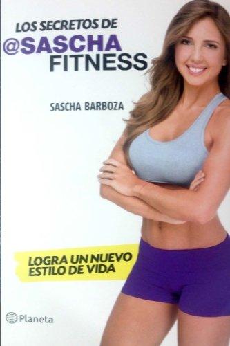 libros de nutrición los secretos de sascha fitness